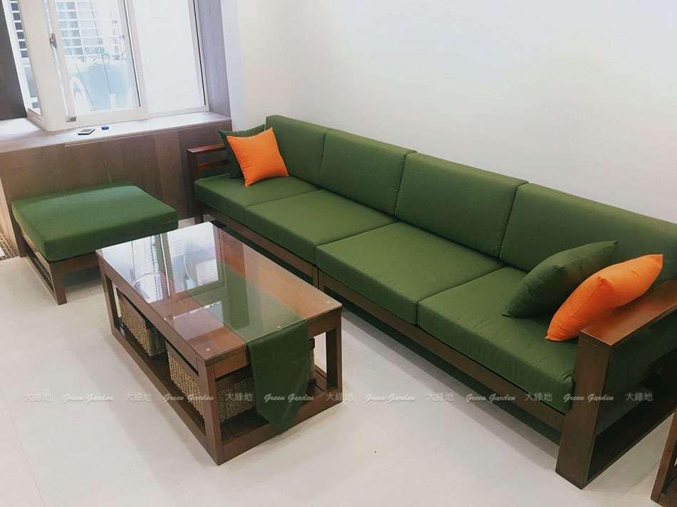 L型沙發組合腳墊