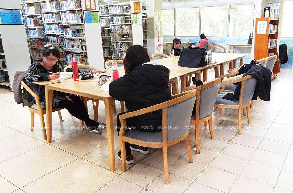 荷比沙發_圖書館桌椅