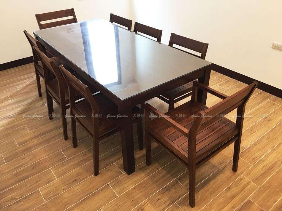 墨西哥餐椅&長型餐桌