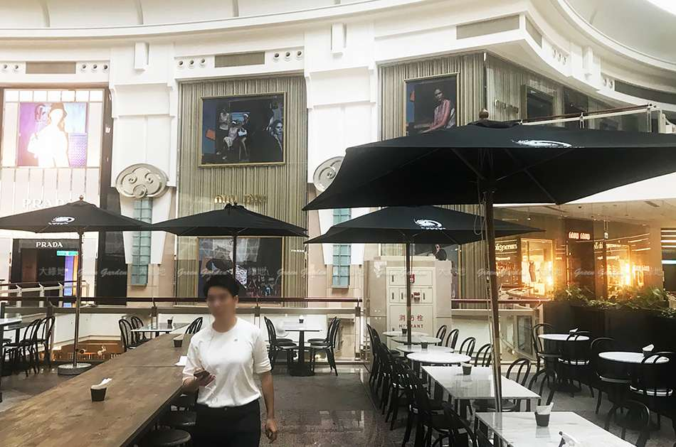陽傘傘布印刷客製