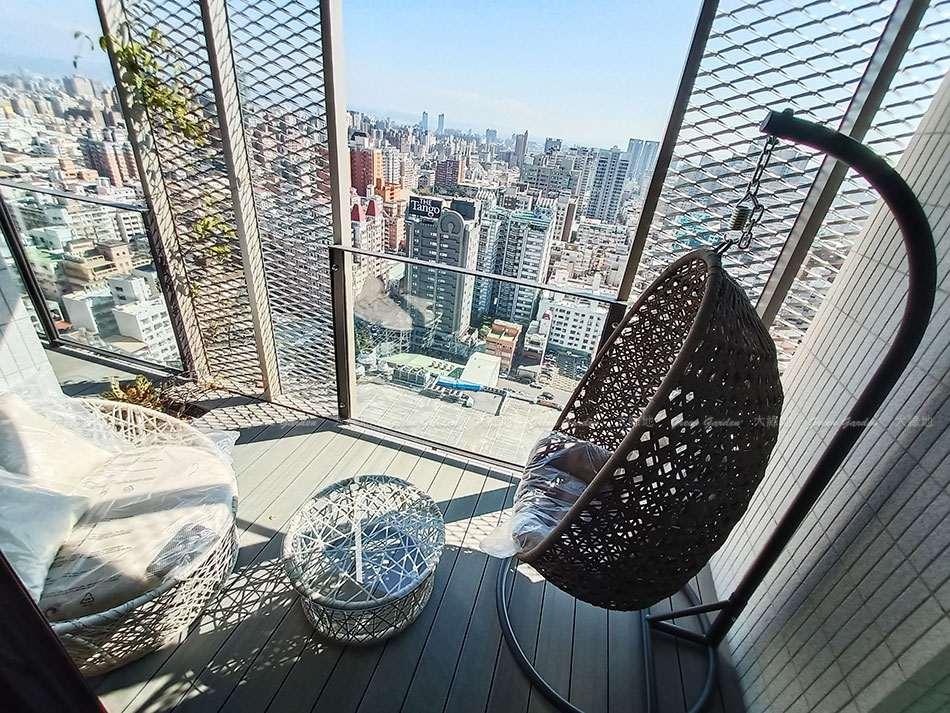 鳥巢吊椅陽台家具