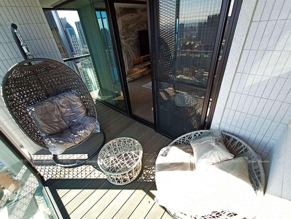 波普斯沙發陽台家具