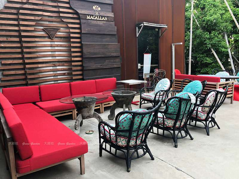 戶外沙發椅墊客製