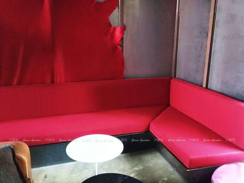 組裝式轉角椅墊