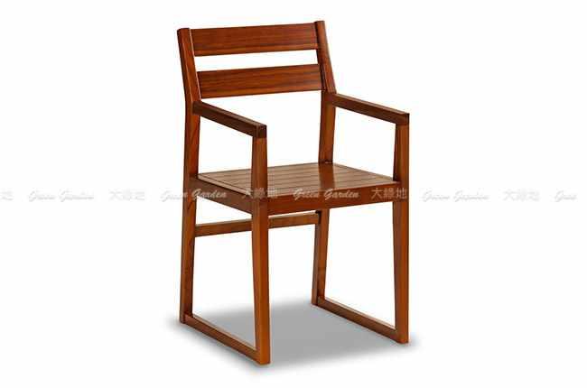 紐約柚木餐椅1111限定特賣