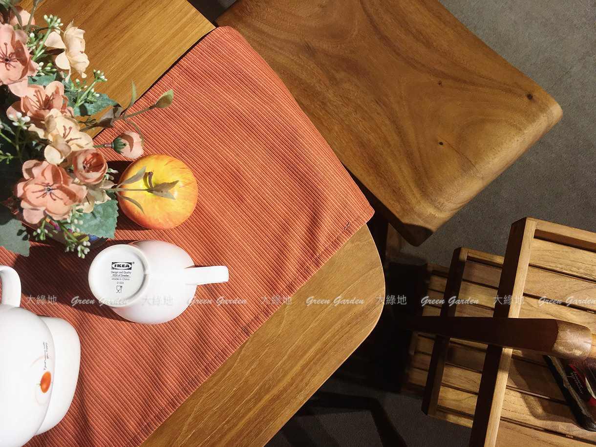 實木餐廳桌椅組