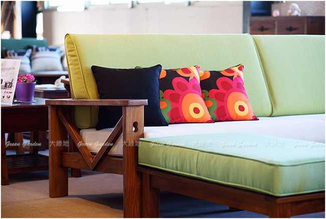 特色沙發椅墊組2