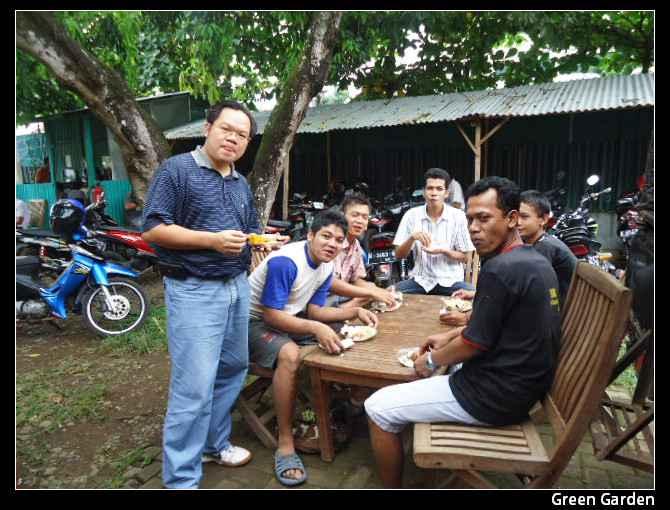 印尼工廠同事BBQ-1