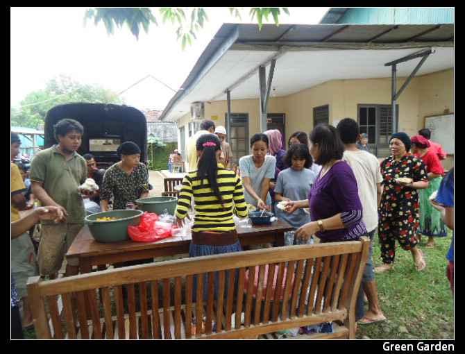印尼工廠同事BBQ-2