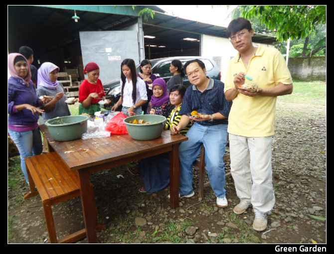 印尼工廠同事BBQ-3