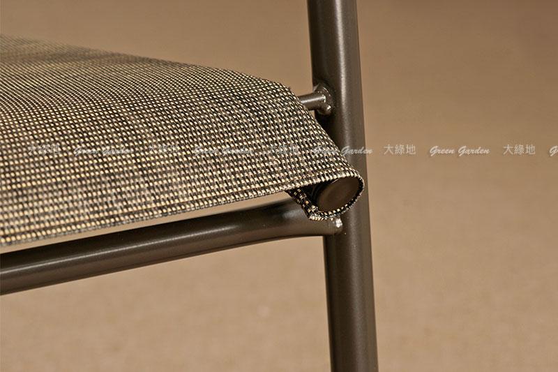 網布扶手椅細部圖1