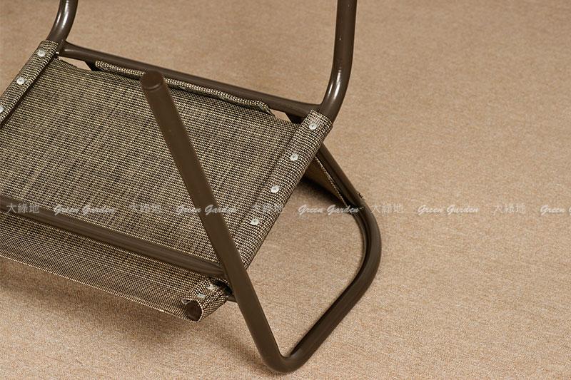 網布扶手椅細部圖2