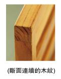實木斷面木紋